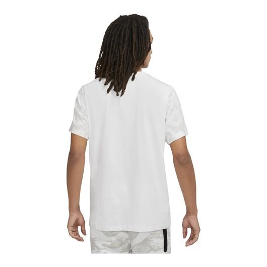 Nike Sportswear Futura Club Fill Short-Sleeve Erkek Tişört
