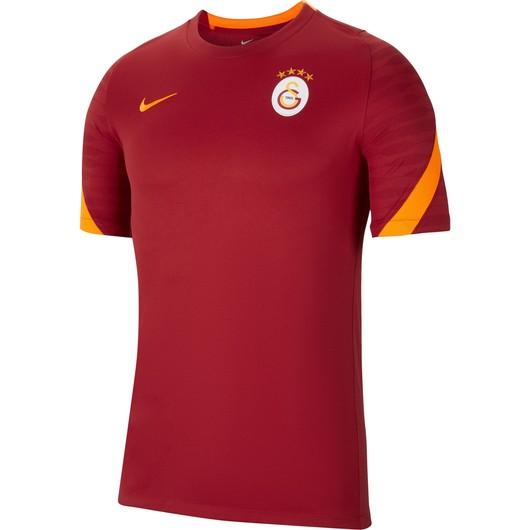Nike Galatasaray Dri-Fit Strike Short-Sleeve Erkek Tişört