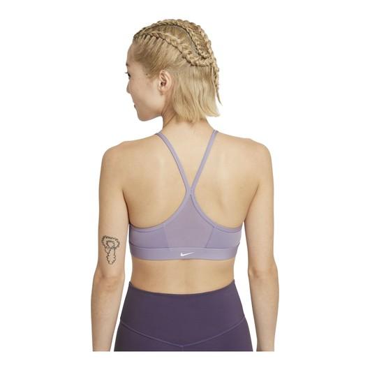 Nike Dri-Fit Indy Zip-Front Light-Support Padded Kadın Büstiyer