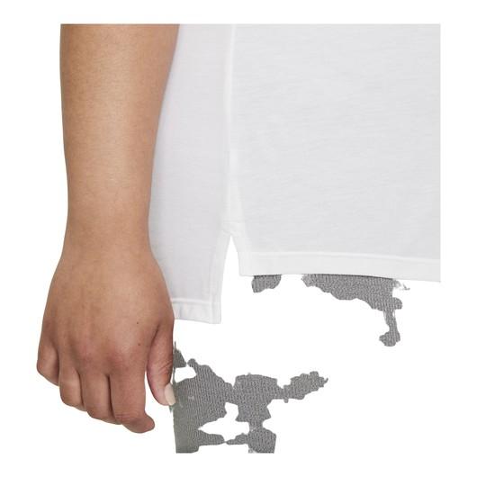 Nike Dri-Fit One Luxe Standard Fit Short-Sleeve Kadın Tişört