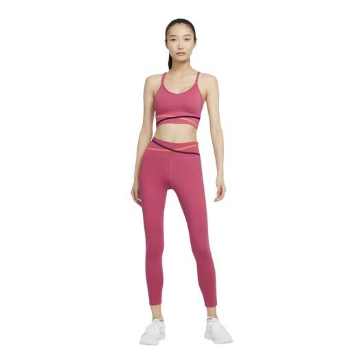 Nike Dri-Fit Indy Light-Support Padded Longline Kadın Büstiyer