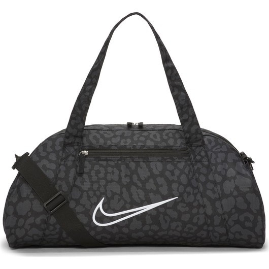 Nike Gym Club Leopard Printed Training Duffel Kadın Spor Çantası