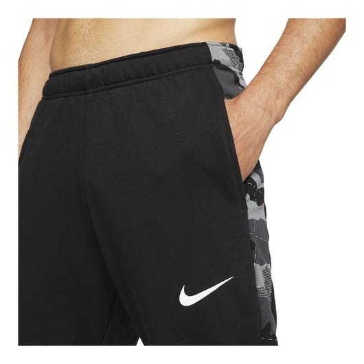 Nike Dri-Fit Tapered Camo Training Erkek Eşofman Altı