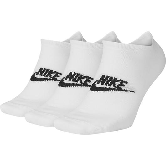 Nike Sportswear Everyday Essential No-Show (3 Pairs) Unisex Çorap