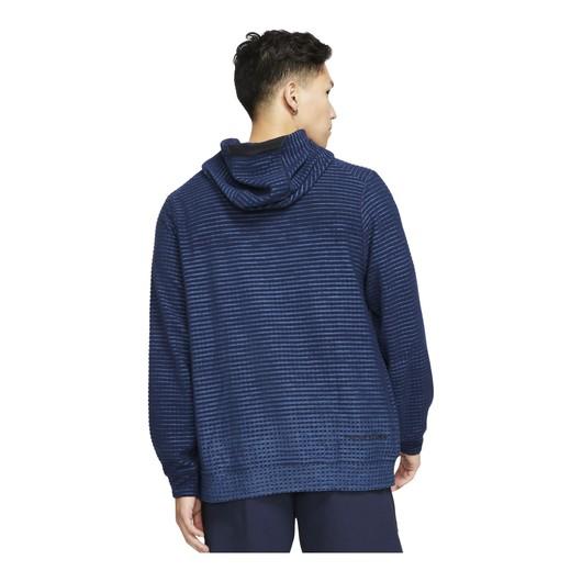 Nike Pro Therma-Fit ADV Fleece Pullover Hoodie Erkek Sweatshirt