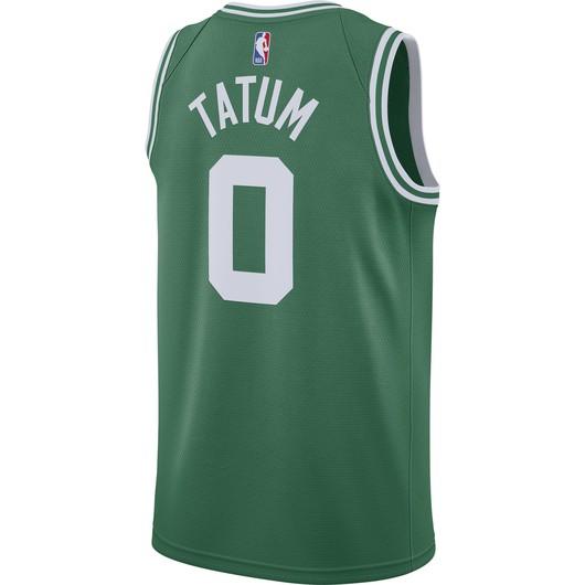 Nike Kemba Walker Celtics Icon Edition 2020 Nike NBA Swingman Jersey Erkek Forma
