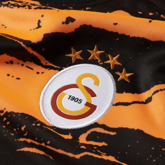 Nike Galatasaray Dri-Fit Pre-Match Short-Sleeve Erkek Tişört