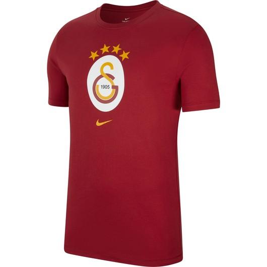 Nike Galatasaray Evergreen Crest Short-Sleeve Erkek Tişört