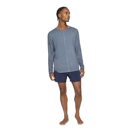 Nike Yoga Tie-Dye Training Long-Sleeve Erkek Tişört