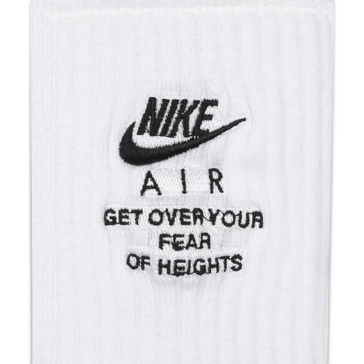 Nike SNKR Sox Crew (2 Pairs) Unisex Çorap