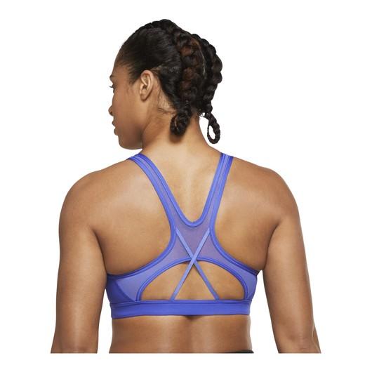 Nike Yoga Dri-Fit Indy Light-Support Padded Strappy Sports Kadın Büstiyer