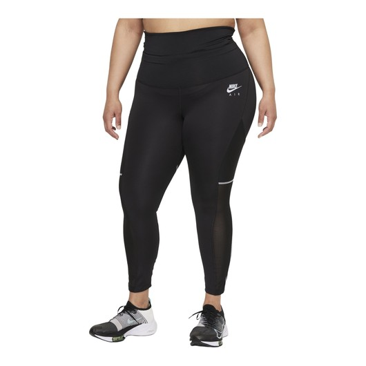 Nike Air Dri-Fit Fold-Over Waist 7/8 Running Kadın Tayt