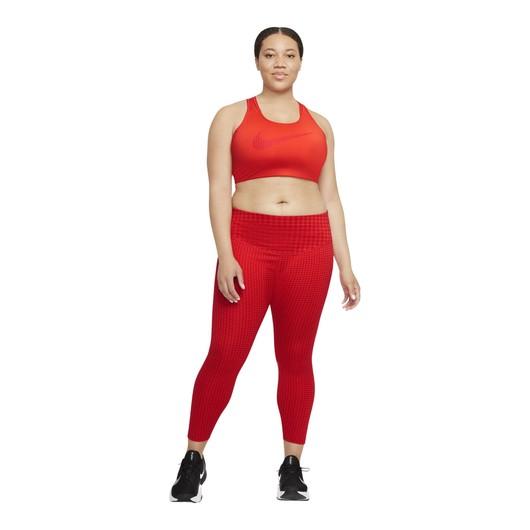 Nike Dri-Fit One Icon Clash Mid-Rise 7/8 Printed Kadın Tayt
