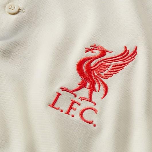 Nike Liverpool FC 2021-2022 Stadyum Deplasman Erkek Forma