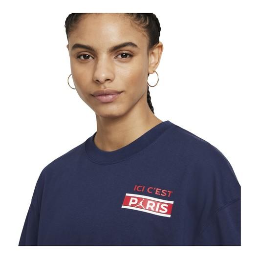 Nike Paris Saint-Germain Short-Sleeve Kadın Tişört
