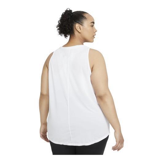 Nike Dri-Fit One Standard-Fit Tank (Plus Size) Kadın Atlet