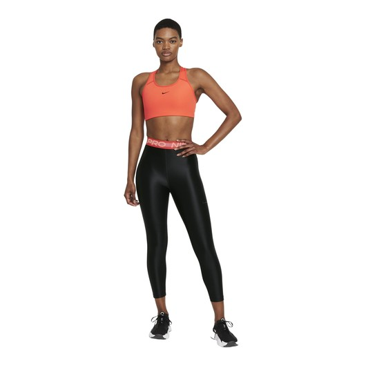 Nike Swoosh Medium Support 1-Piece Pad Sports Kadın Büstiyer