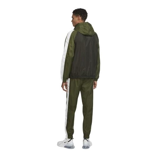 Nike Sportswear SPE Woven Track Suit Full-Zip Hoodie Erkek Eşofman Takımı