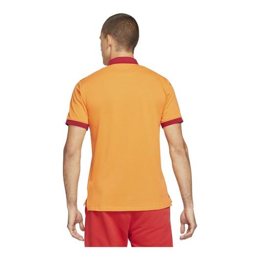 Nike Galatasaray Slim Short-Sleeve Polo Erkek Tişört