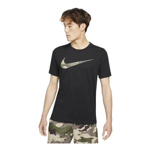 Nike Dri-Fit Camouflage Graphic Training Short-Sleeve Erkek Tişört