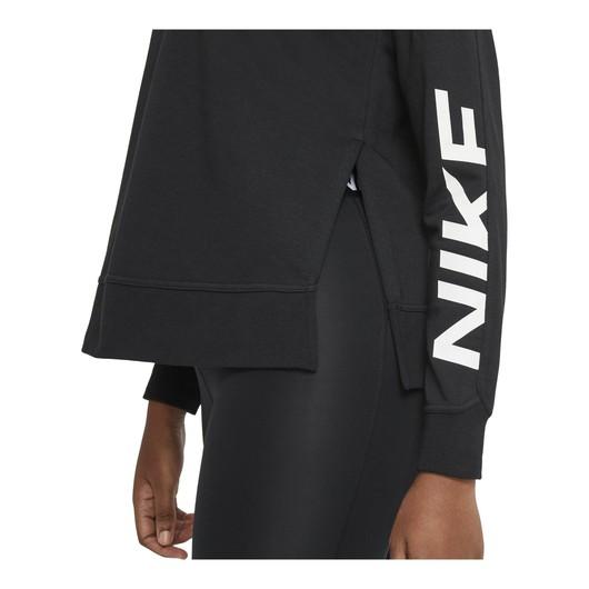 Nike Dri-Fit Get Fit Pullover Graphic Training Hoodie Kadın Sweatshirt