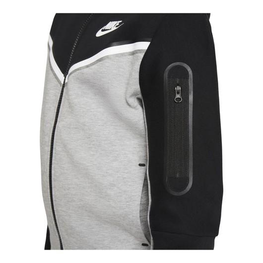 Nike Sportswear Tech Fleece Full-Zip Hoodie (Boys') Çocuk Sweatshirt