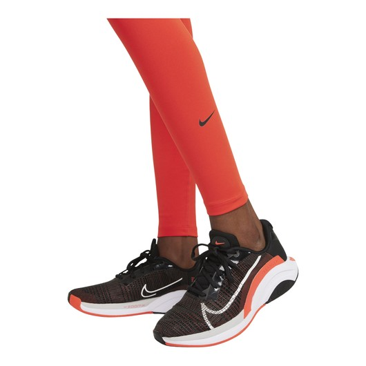 Nike Dri-Fit One Mid-Rise Kadın Tayt