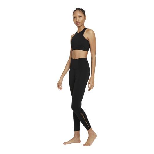 Nike Yoga Dri-Fit High-Waisted 7/8 Cut-Out Kadın Tayt