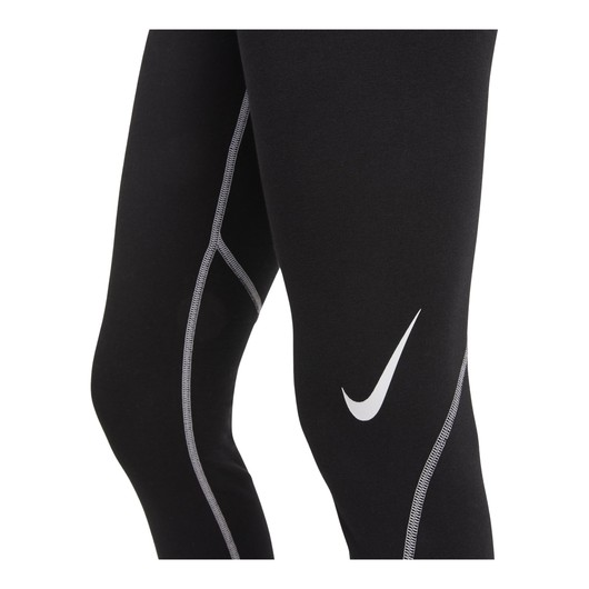 Nike Sportswear Swoosh Graphic Hig-Rise Kadın Tayt
