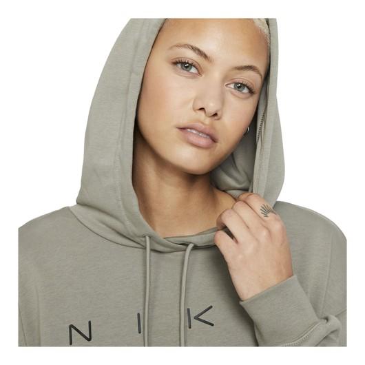 Nike Sportswear Graphic Oversized Fleece Hoodie Kadın Sweatshirt