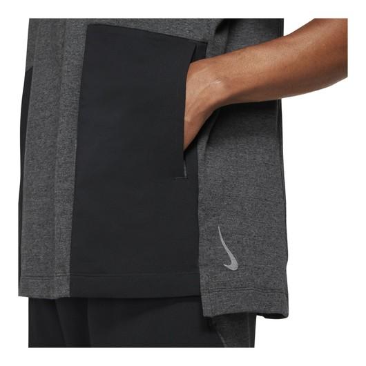 Nike Dri-Fit Yoga Statement Short-Sleeve Erkek Tişört