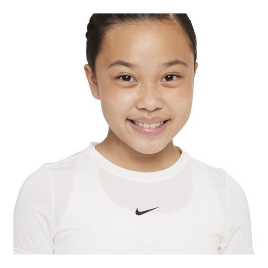 Nike Dri-Fit One Short-Sleeve (Girls') Çocuk Tişört