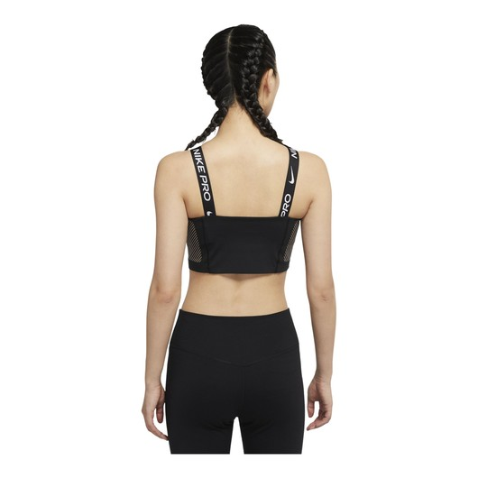 Nike Pro Dri-Fit Shelf-Bra Cropped Kadın Atlet