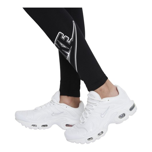 Nike Sportswear Favorites Graphic (Girls') Çocuk Tayt