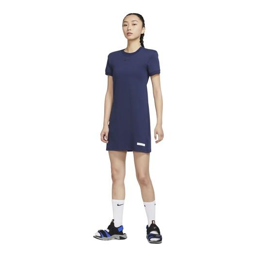 Nike Sportswear Icon Clash Short-Sleeve Kadın Elbise