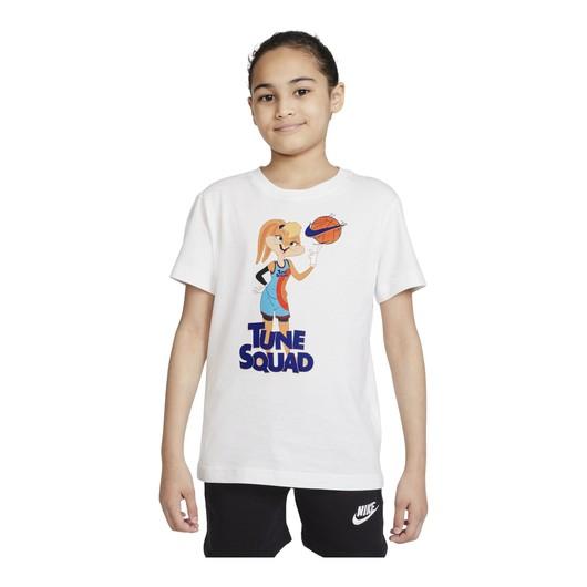 Nike Sportswear Tune Squad Basketball Short-Sleeve (Girls') Çocuk Tişört