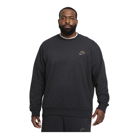 Nike Sportswear Sport Essentials+ Semi-Brushed Erkek Sweatshirt