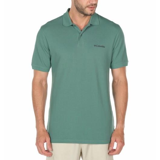 Columbia Cascade Range Solid II Polo Erkek Tişört