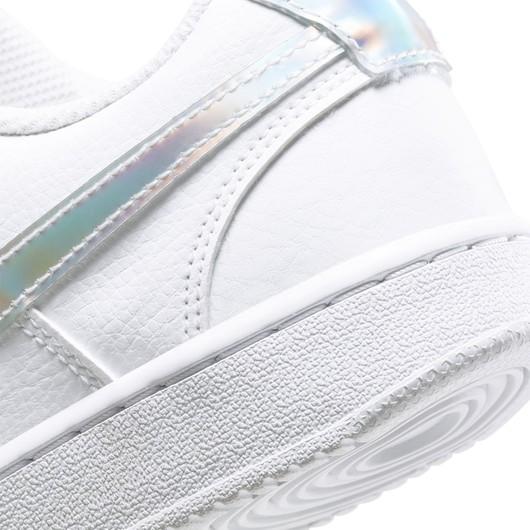 Nike Court Vision Low ''Irisdescent Swoosh'' Kadın Spor Ayakkabı