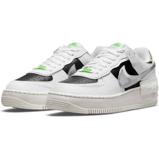 Nike Air Force 1 Shadow ''Chrome Swoosh'' Kadın Spor Ayakkabı