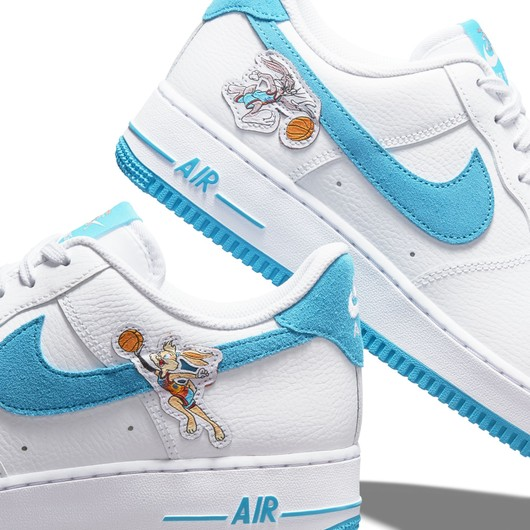 Nike Air Force 1 '07 x Space Jam: A Legacy Erkek Spor Ayakkabı