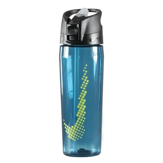 Nike TR Hypercharge Straw Bottle 24 OZ (675 ml) Graphic Swoosh Suluk