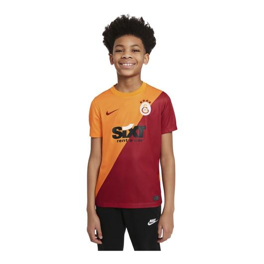 Nike Galatasaray 2021-2022 İç Saha Short-Sleeve Çocuk Tişört