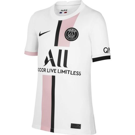 Nike Paris Saint-Germain 2021-2022 Stadyum Deplasman Çocuk Forma