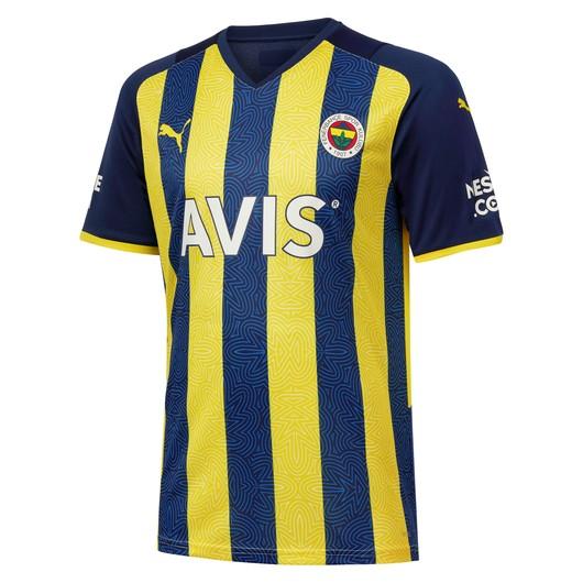 Puma Fenerbahçe SK 2021-2022 İç Saha Erkek Forma