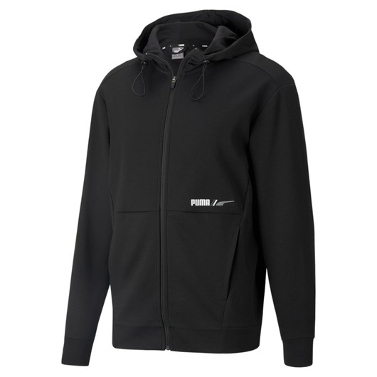 Puma RAD/CAL Full-Zip Hoodie Erkek Sweatshirt