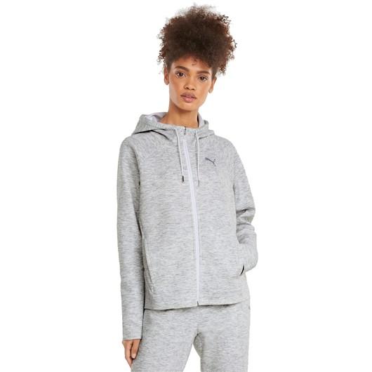 Puma Evostripe Full-Zip Hoodie Kadın Sweatshirt