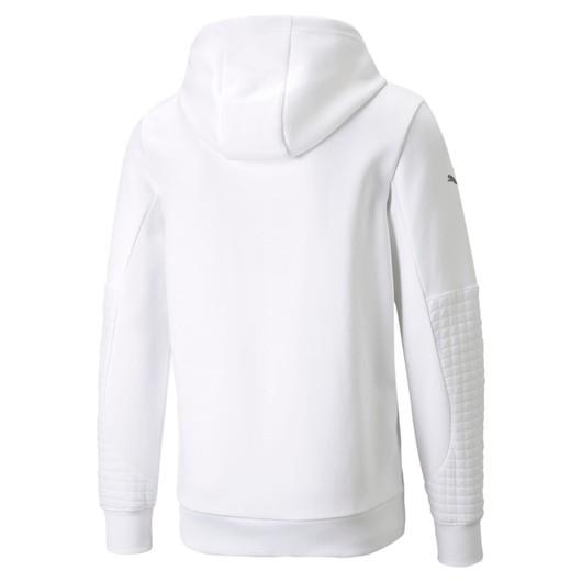 Puma BMW MMS Full-Zip Hoodie Erkek Sweatshirt
