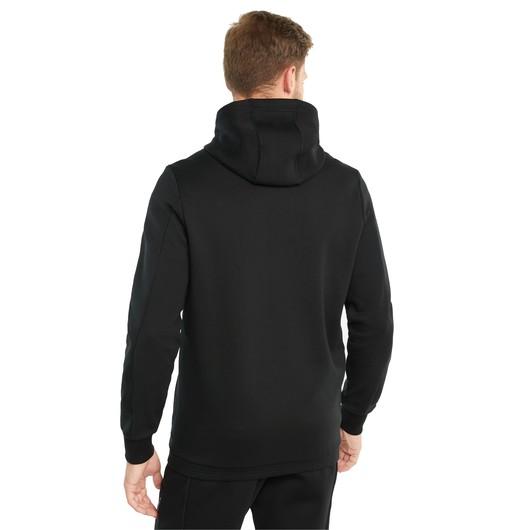 Puma Mercedes AMG Petronas Full Zip Hoodie Erkek Sweatshirt