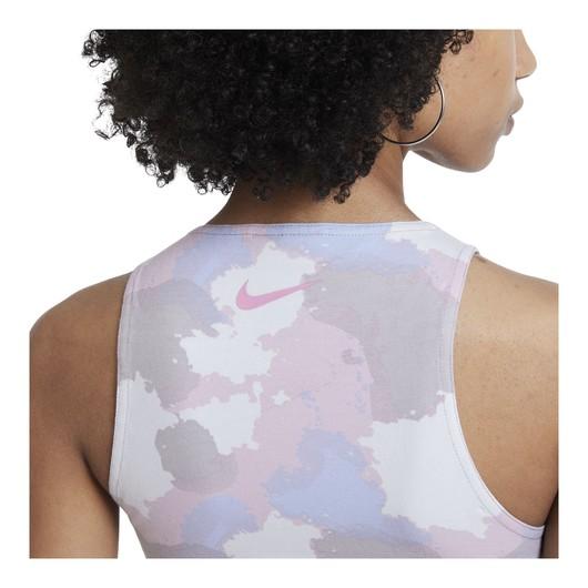 Nike Sportswear Printed Crop Kadın Atlet